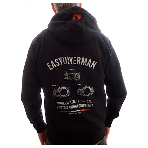 Sweaters with Hood Easydive