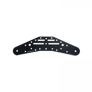 Bracket 32 cm with Grips Quick Release
