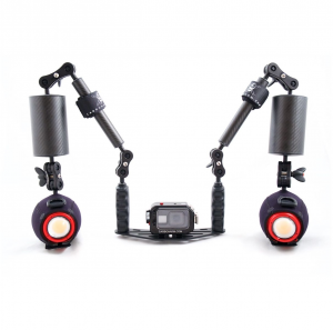 Kit Carcasa GoPro - Doble Revolution 5000