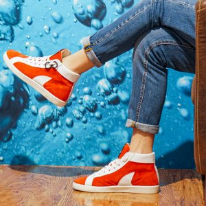 Sneakers Easydive - Rosso/Bianca
